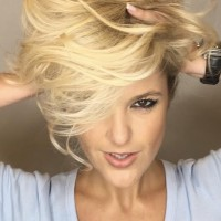 blonde bob coral gables salon