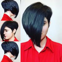 edgy pixie haircut salon miami