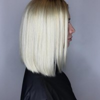 platinum blonde bob coral gables salon
