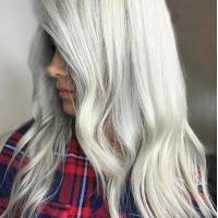 Silver Hair Miami