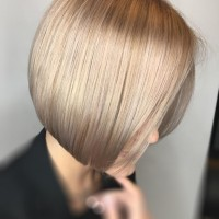 short bob haircut coral gables salon