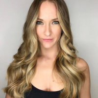 Blonde Balayage Miami