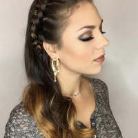 hairstyle and makeup