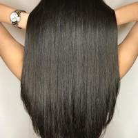 haircut and blowdry natural hair