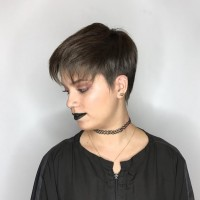 pixie haircut miami salon