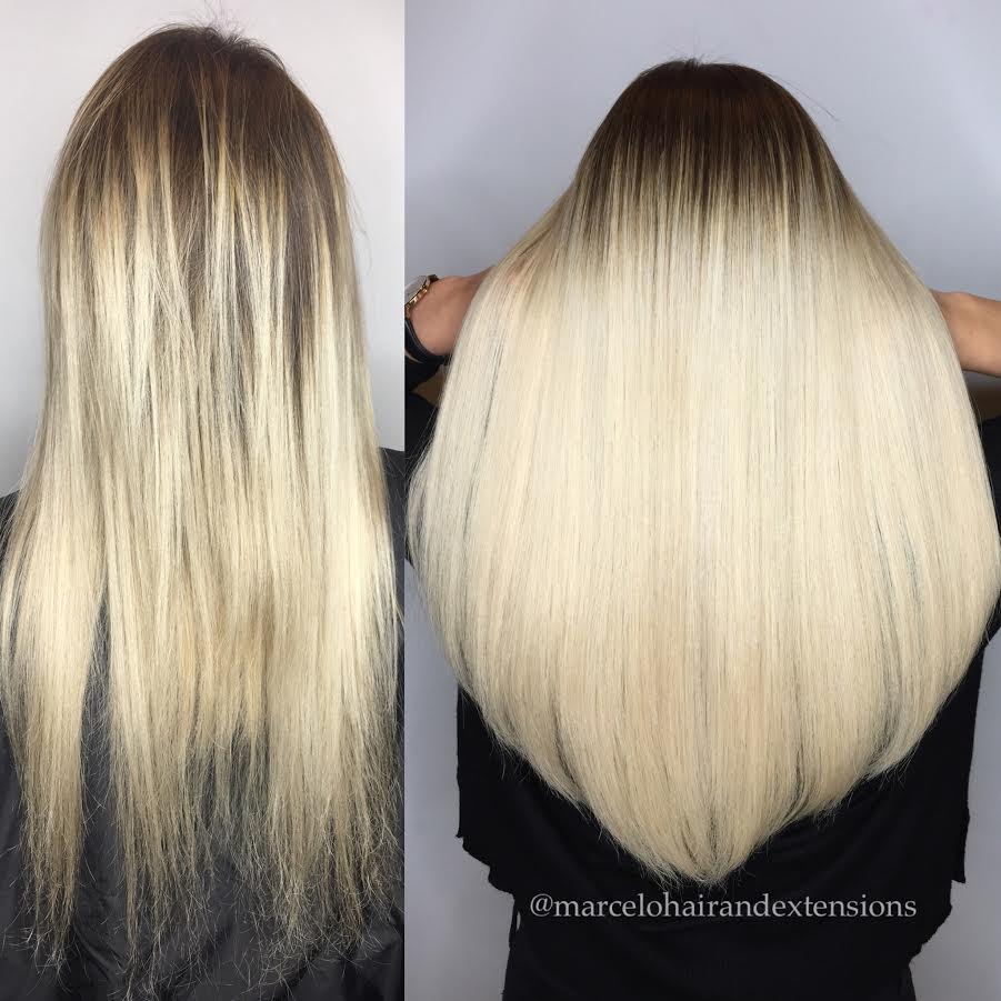 Hair extensions miami great lengths salon tape extensions clip ins great lengths hair extensions pmusecretfo Image collections