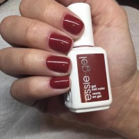 essie gel manicure salon