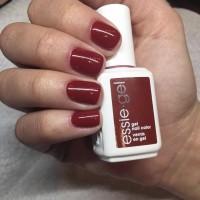 essie gel manicure salon