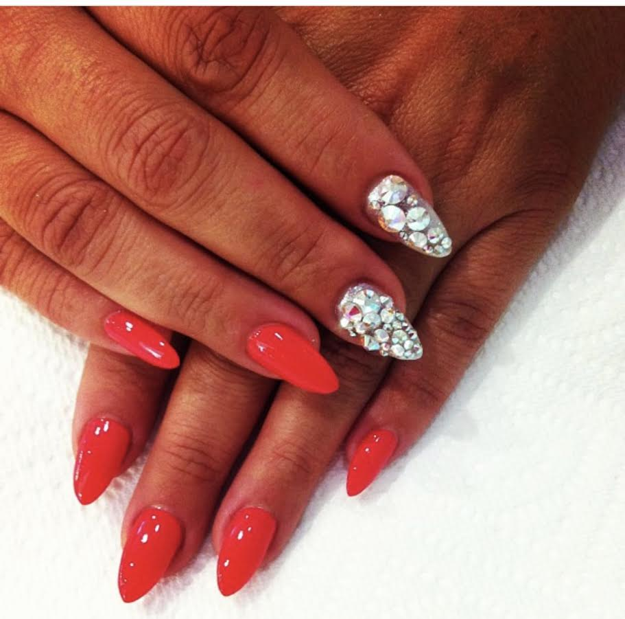 Nail Services Hand & Feet - Coral Gables Mani Pedi Miami Spa