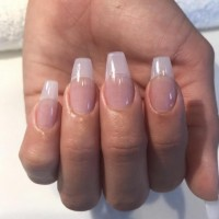 natural color acrylic