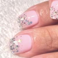nails art glitters