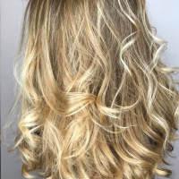 blonde balayage miami salon