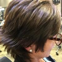 short womans haircut miami