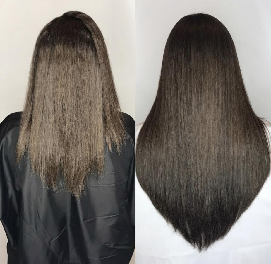 Hair Extensions Types To Lengthen Hair Ag Miami Salon