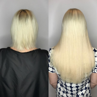 Great Length Keratin Bonded Hair Extensions Miami