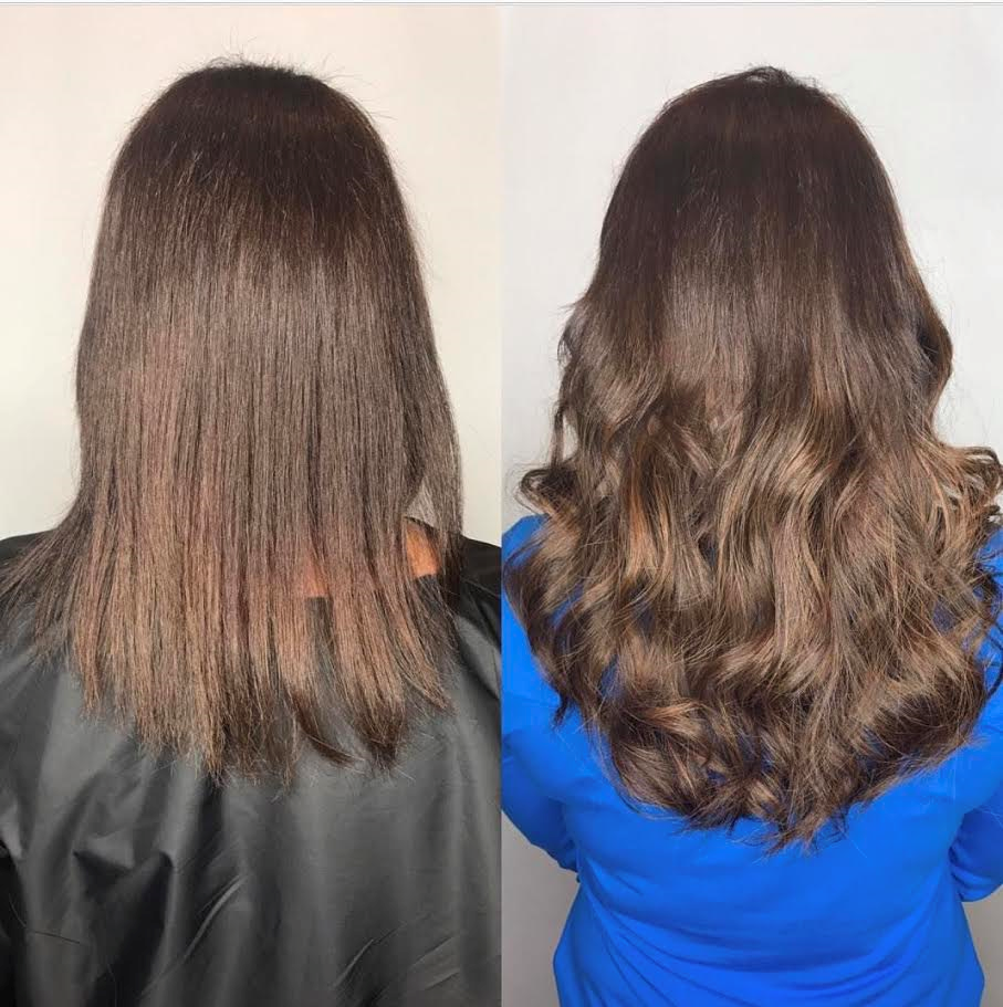 Hair Extensions Miami By Best Salon Great Lengths Salon Tape - The look hair salon