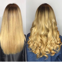 Using the Best Types Hair Extensions - Great Lengths Keratin Tip Extensions