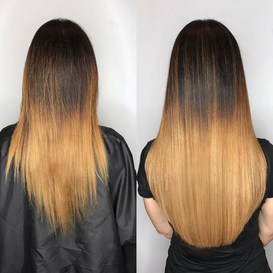 Hair Extensions Miami Great Lengths Hair Extension Salon