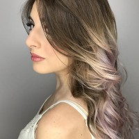 light pink ombre coral gables salon