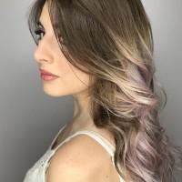 light pink ombre coral gables salon