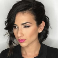 trendy hairstyle and makeup miami salon
